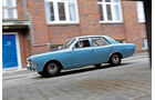 Opel Rekord 1900 L, Seitenansicht