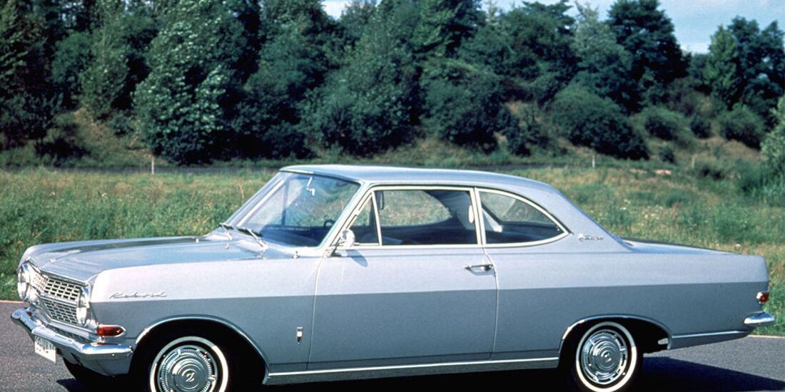 Opel Rekord A Coupé