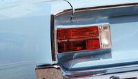 Opel Rekord C, Rückleuchte