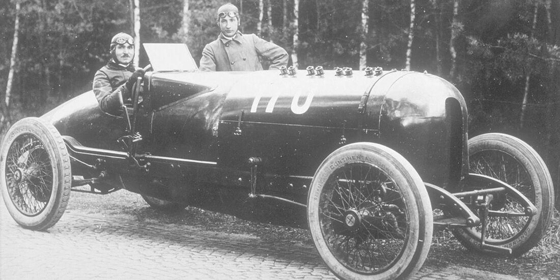 Opel Rennwagen 1914