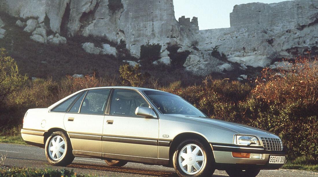 Opel Senator B, CD, 1987-1993