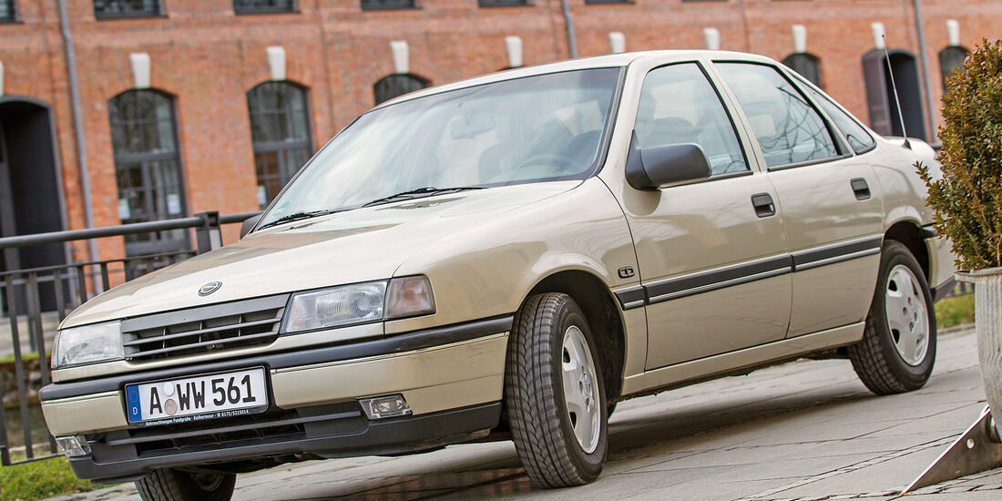 Opel Vectra 2.0i, Frontansicht