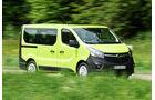 Opel Vivaro Combi L1H1 1.6 CDTI Biturbo 2.7t, Frontansicht