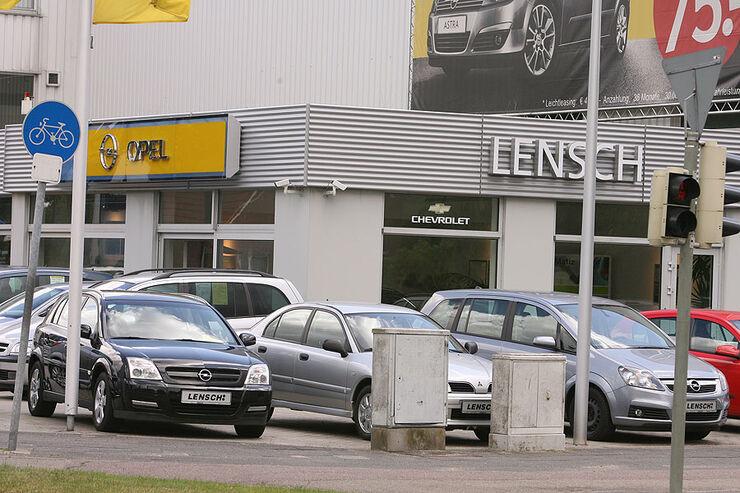 werkst tten test opel 2009 autohaus lensch neum nster