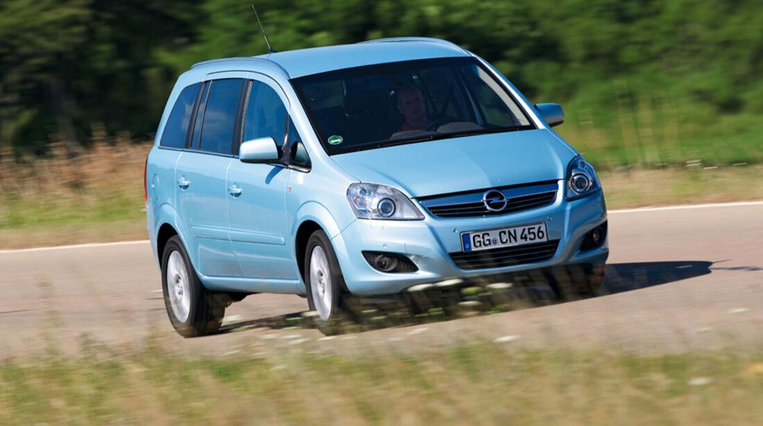 Opel Zafira Family
