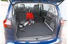 Opel Zafira Tourer 2.0 CDTi, Kofferraum, Ladefläche