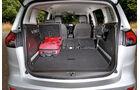 Opel Zafira Tourer, Kofferraum