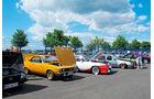 Opeltreffen, Verschiedene Modelle