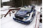 Ott Tänak - Rallye Schweden 2017