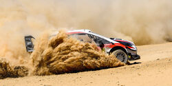 Ott Tänak - Toyota - Rallye Portugal 2019 - WRC