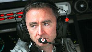 Paddy Lowe McLaren 2012
