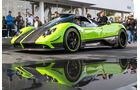 Pagani Zonda Cinque - Newport Beach Supercar Show 2018