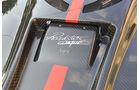 Pagani Zonda Cinque Roadster, Karbon-Motorhaube