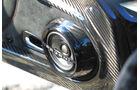 Pagani Zonda Cinque Roadster, Lautsprecher