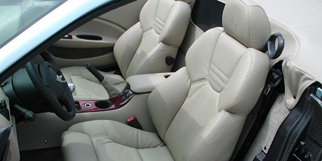 Panoz Esperante GT Cockpit