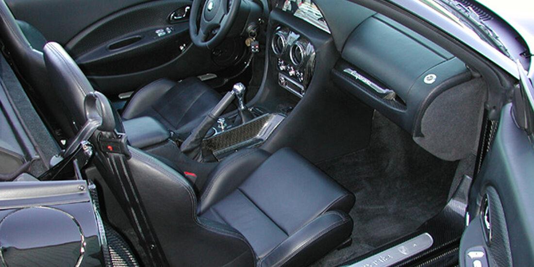 Panoz Esperante GT LM Cockpit