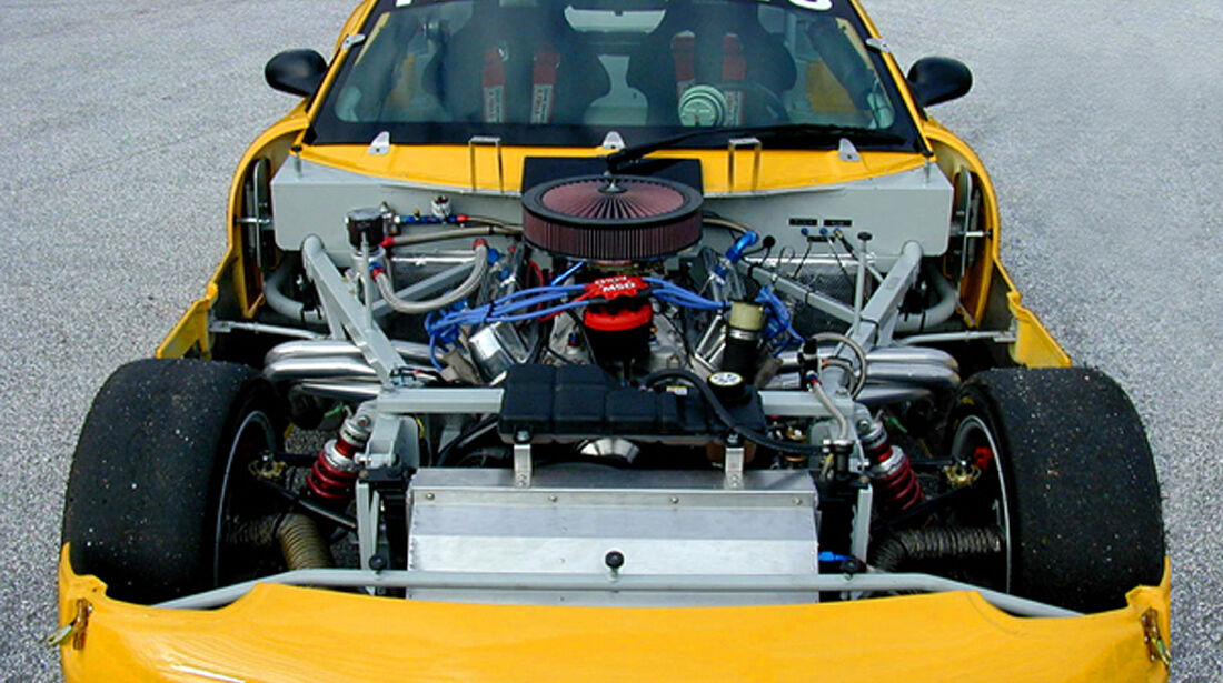 Panoz Esperante GTS Motor