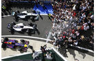 Parc Fermé - GP England 2014