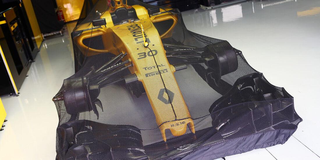 Parc Fermé - Renault - Formel 1 2016