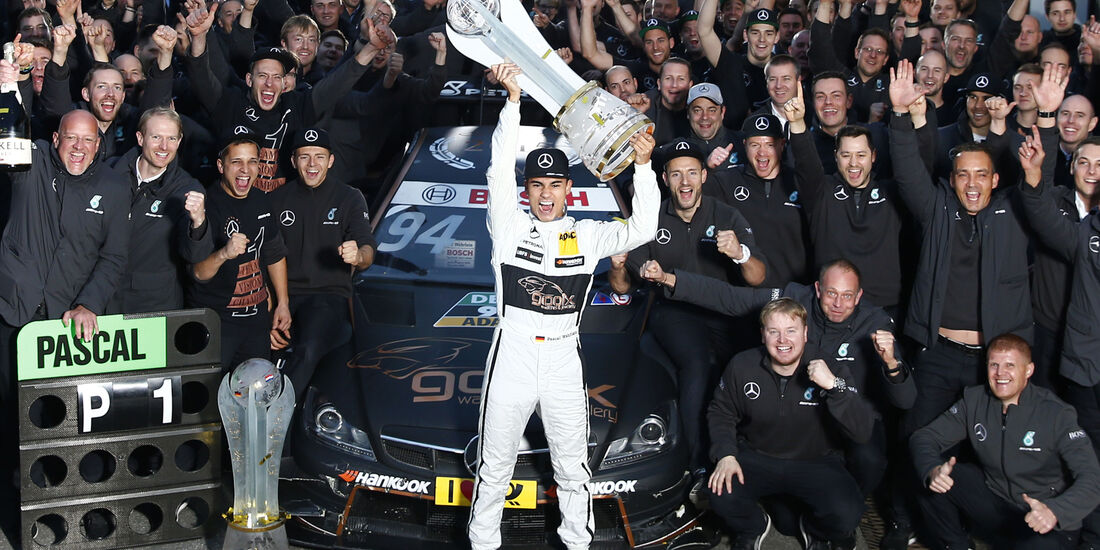 Pascal Wehrlein - DTM-Champion 2015