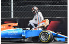 Pascal Wehrlein - GP Mexiko 2016