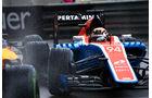 Pascal Wehrlein - GP Monaco 2016