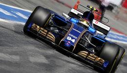 Pascal Wehrlein - GP Spanien - Formel 1 - 2017