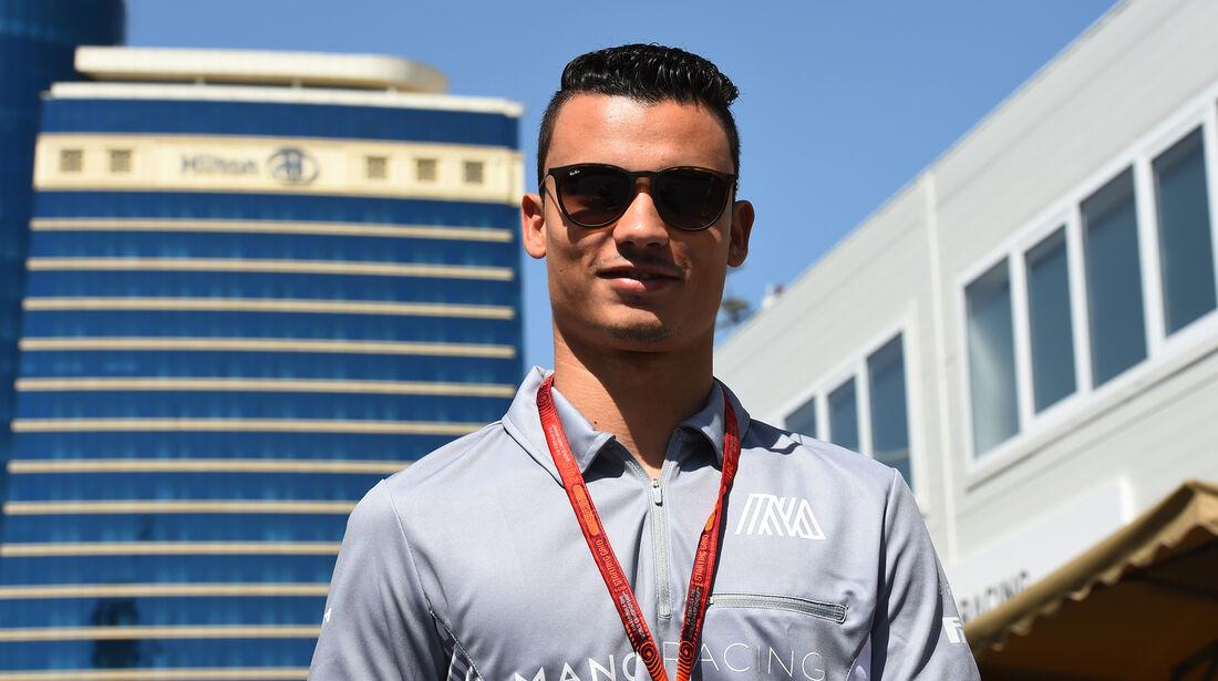 Pascal Wehrlein - Manor - Formel 1 - GP Aserbaidschan - Baku - 16. Juni 2016