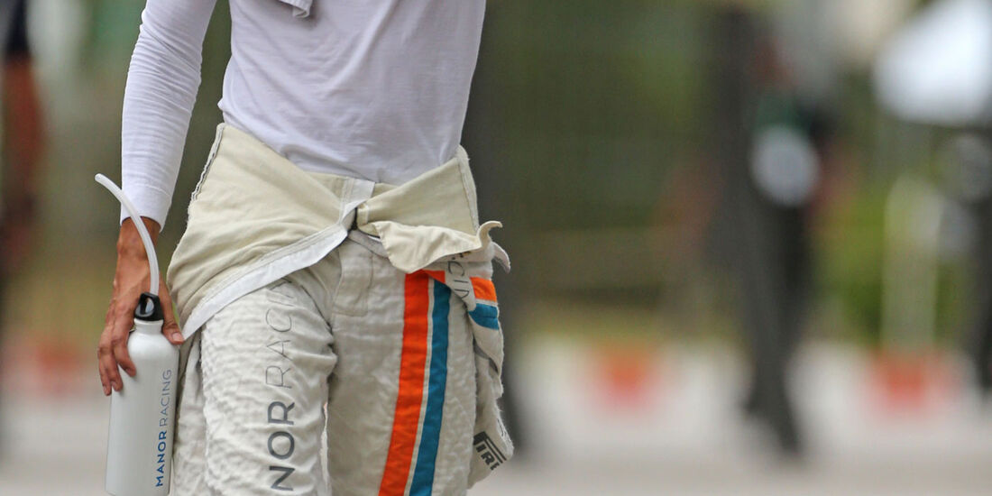 Pascal Wehrlein - Manor - Formel 1 - GP Malaysia - Qualifying - 1. Oktober 2016