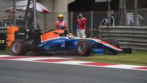 Pascal Wehrlein - Manor - GP China 2016 - Qualifying
