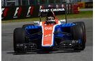Pascal Wehrlein - Manor - GP Kanada - Montreal - Freitag - 10.6.2016