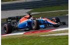 Pascal Wehrlein - Manor - GP Malaysia 2016 - Sepang