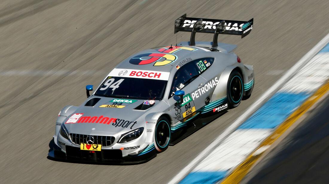 Pascal Wehrlein - Mercedes - DTM-Autos 2018