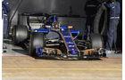 Pascal Wehrlein - Sauber - F1-Test - Barcelona - 2017