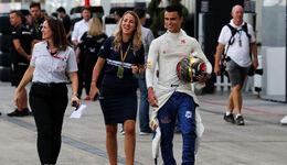 Pascal Wehrlein - Sauber - GP USA - Austin - Formel 1 - Donnerstag - 19.10.2017
