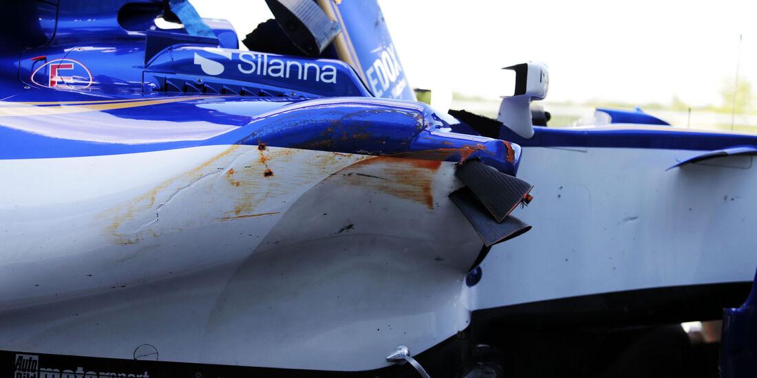 Pascal Wehrlein - Sauber - GP Ungarn - Budapest - Formel 1 - Freitag - 28.7.2017