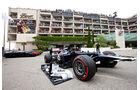 Pastor Maldonado F1 Fun Pics 2012