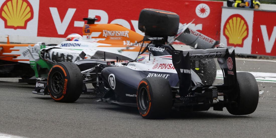 Pastor Maldonado - Formel 1 - 2013