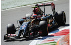 Pastor Maldonado   - Formel 1 - GP Italien - 6. September 2014