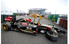 Pastor Maldonado - GP China - Crashs 2014