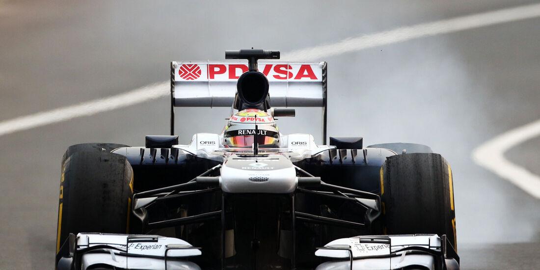 Pastor Maldonado - GP Indien 2013