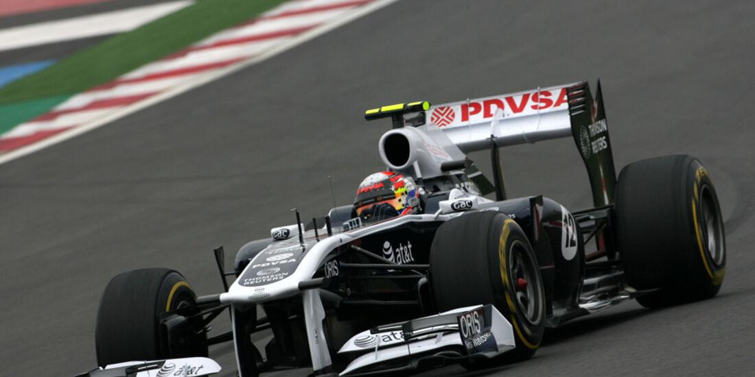 Pastor Maldonado GP Korea 2011
