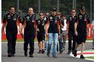 Pastor Maldonado - Lotus - Formel 1 - GP Italien - 4. September 2014