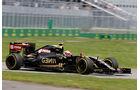Pastor Maldonado - Lotus - Formel 1 - GP Kanada - Montreal - 5. Juni 2015