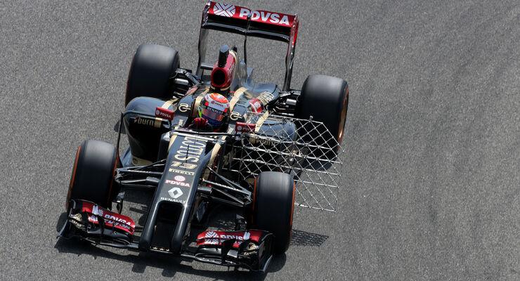 Lotus hofft auf erste Punkte: Neue Aero- und Motorteile für Lotus ...