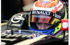 Pastor Maldonado - Lotus - Formel 1 - Test - Bahrain - 22. Februar 2014