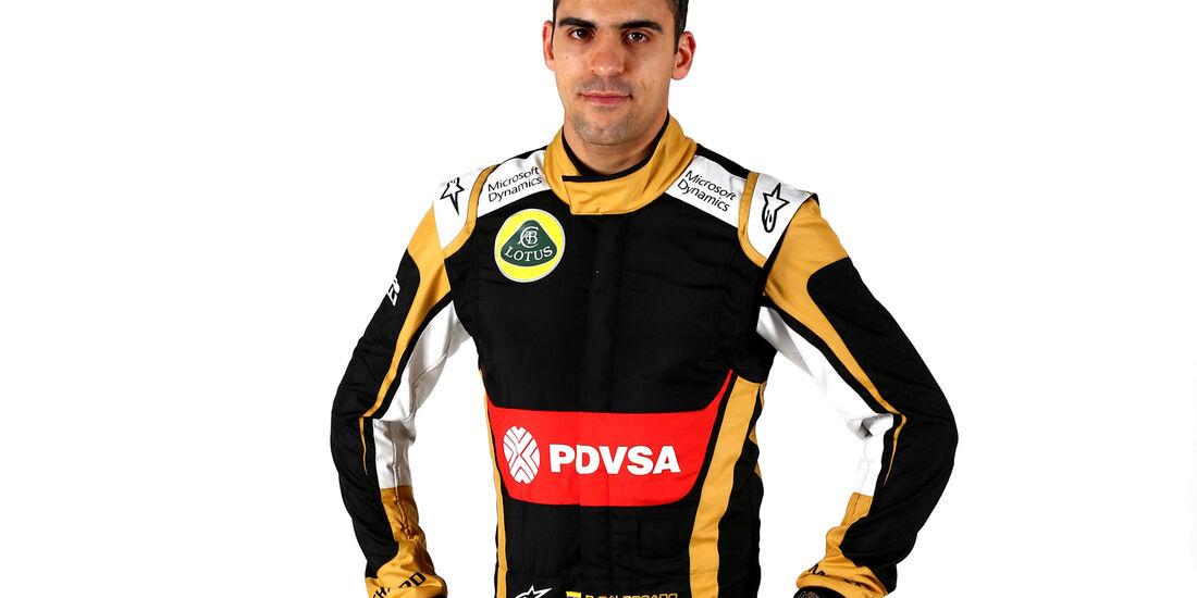 Pastor Maldonado - Porträt - Formel 1 - 2015