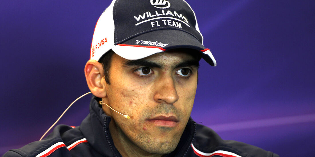 Pastor Maldonado Williams 2013