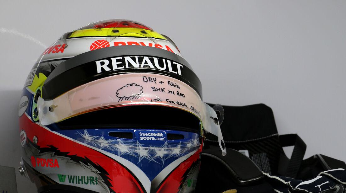 Pastor Maldonado - Williams - Formel 1 - GP Kanada - 8. Juni 2013