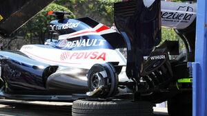 Pastor Maldonado - Williams - Formel 1 - GP Monaco - 26. Mai 2012